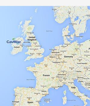 CavMac Location, Cootehill, Co. Cavan, Ireland.